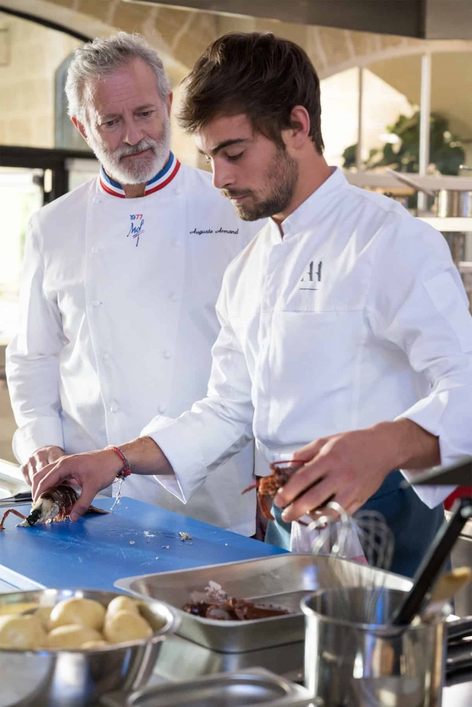Auguste Armand Cuisine