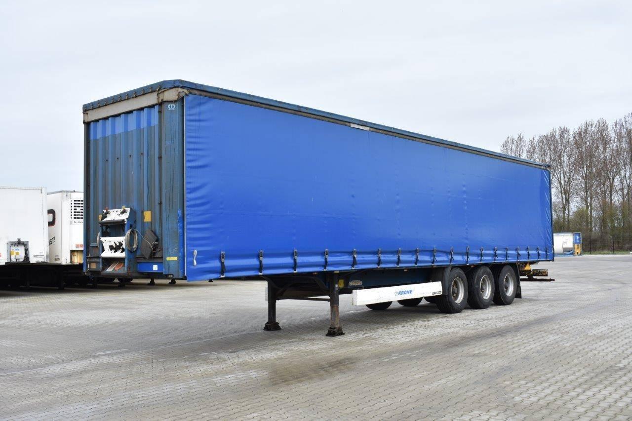 Schuifzeiltrailers - Containerchassis - Koeltrailers