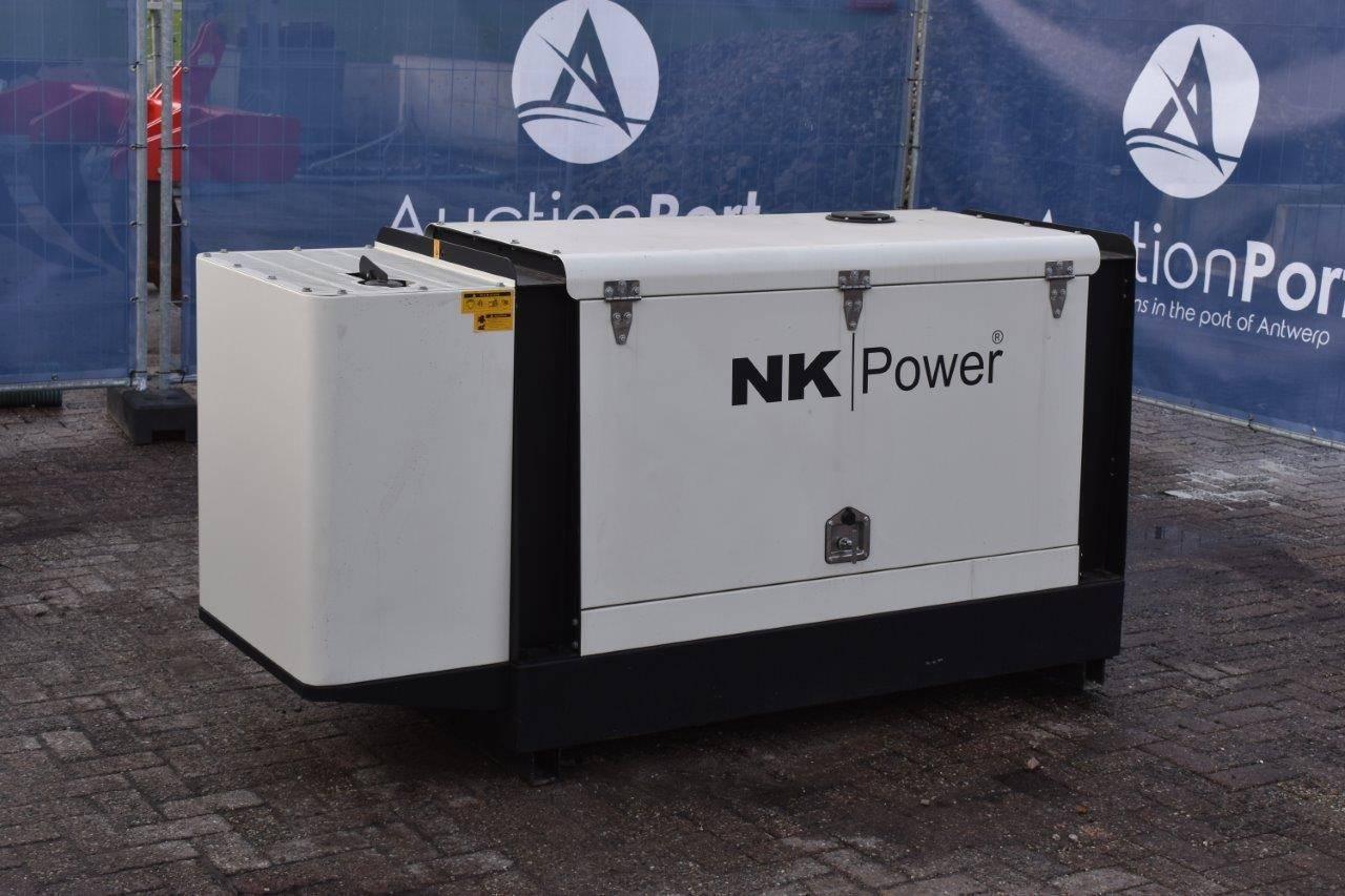 Generator NK Power AF-FA22 Diesel 21kW