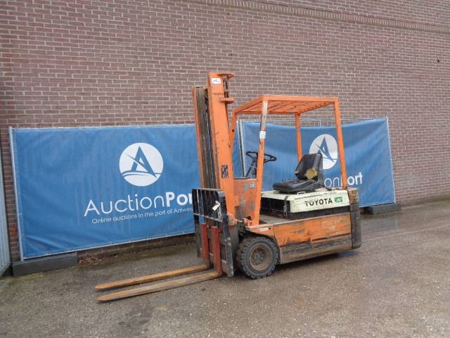 Forklift Toyota 2FBE18 Electric 1750kg