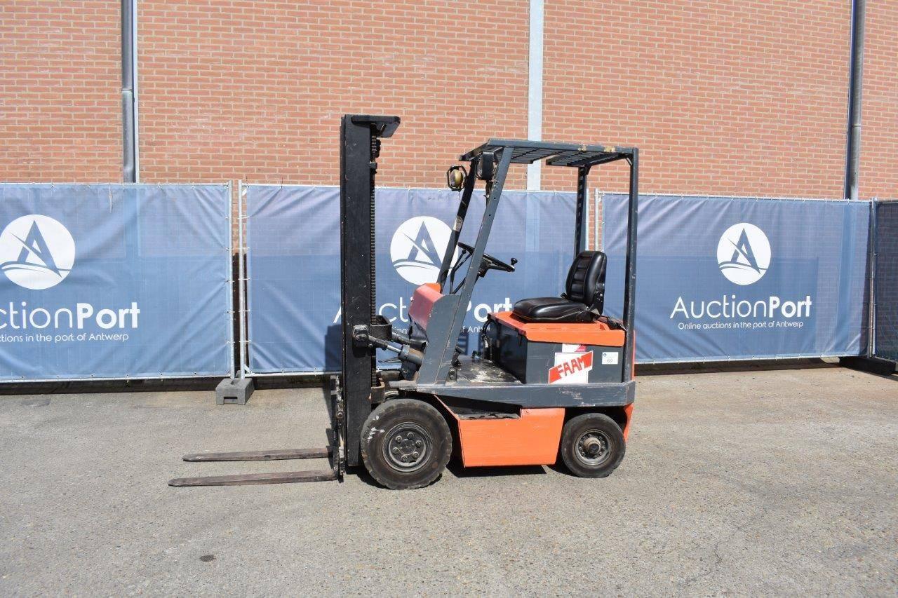 Forklift Toyota 4FB15 Electric 1500kg