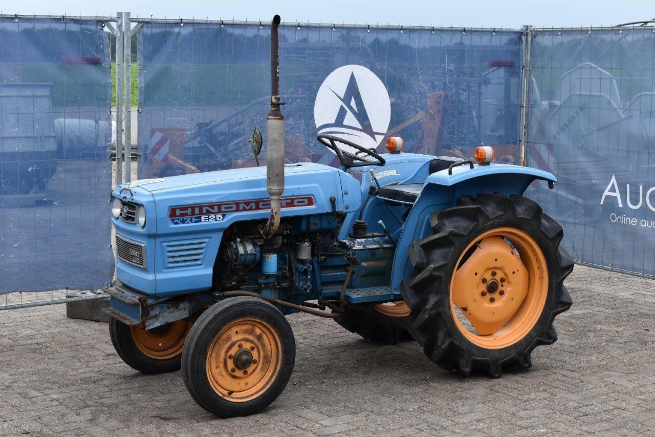 Mini tractor Hinomoto E25 Diesel