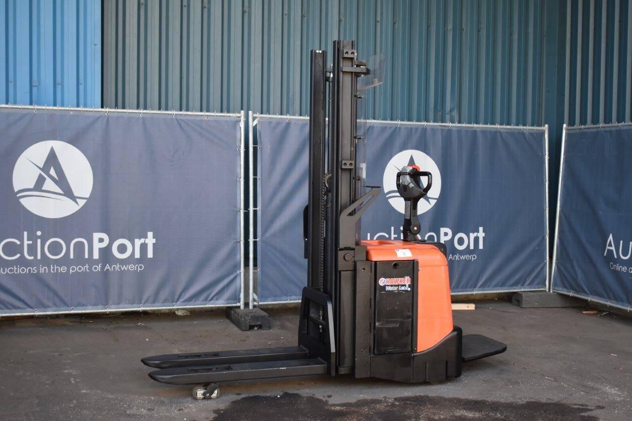 Stacker BT SPE125L Electric 1250kg