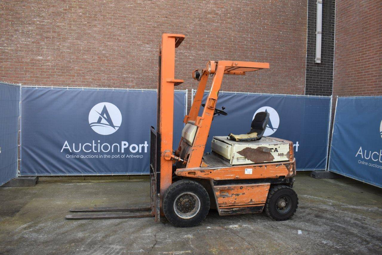 Forklift Toyota 3FB20 Electric 2000kg