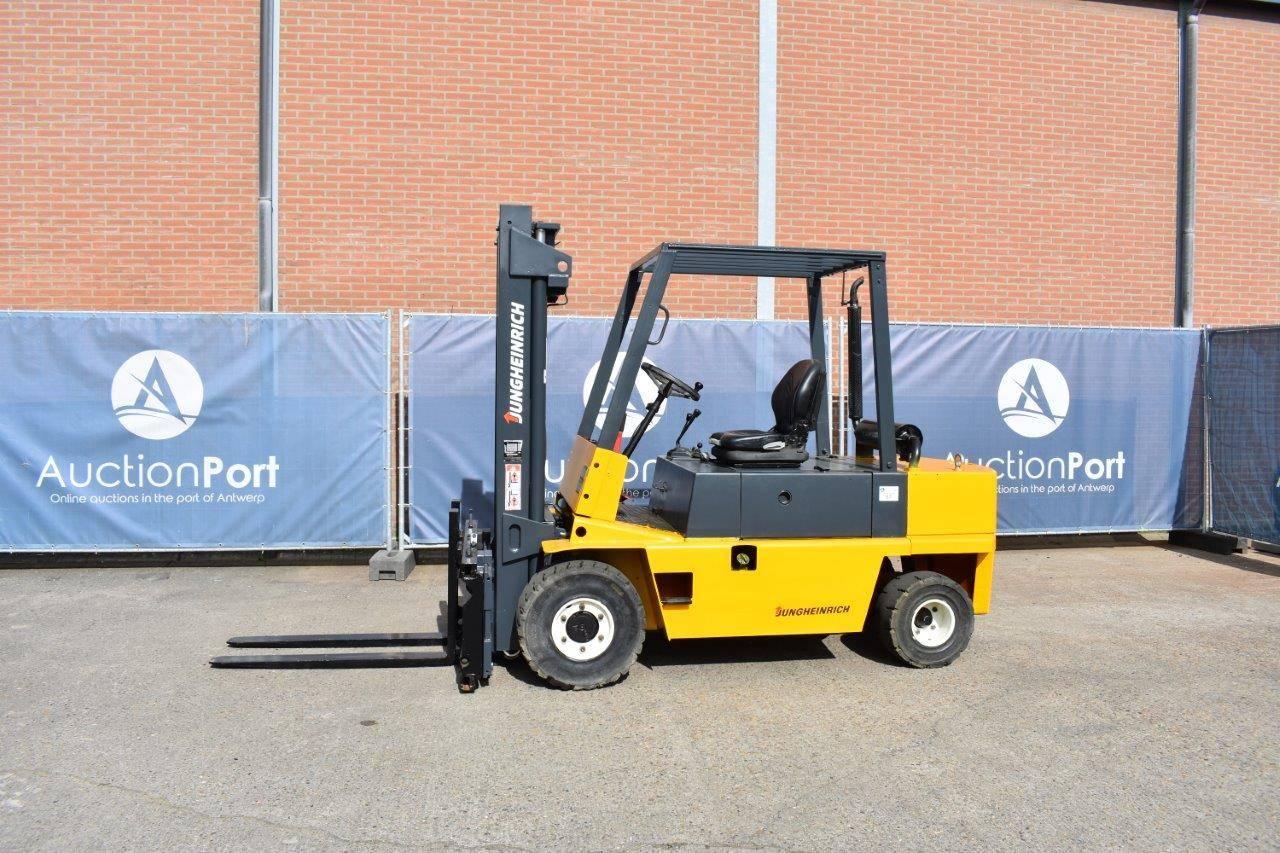 Forklift Boss MH35-4B3 Diesel 3500kg
