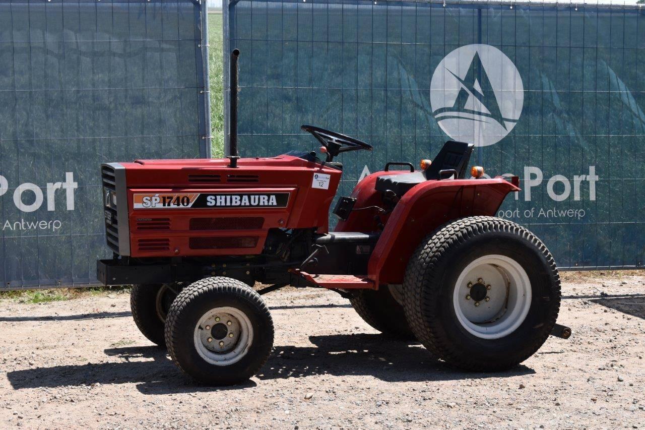 Landbouw - Tractoren - Minitractoren - Graafmachines