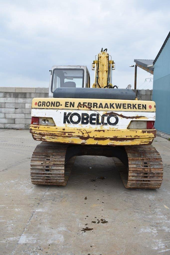 Excavator Kobelco SK160LC Mark IV 1997   Auctionport