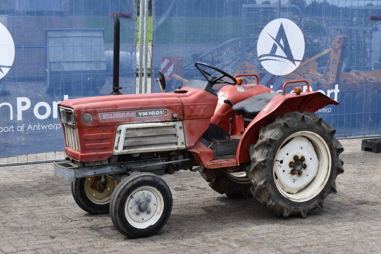 Mini tractor Yanmar YM1601 Diesel