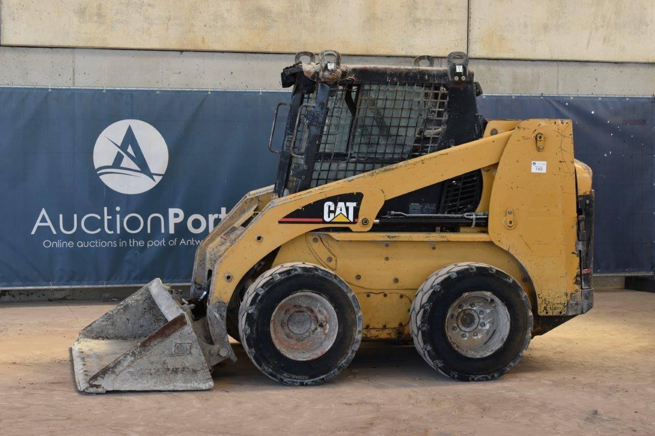 Skid Steer Loader CAT 236 Diesel
