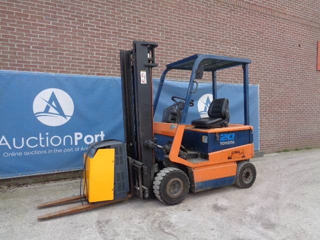 Forklift Toyota 5FB20 Electric 1999