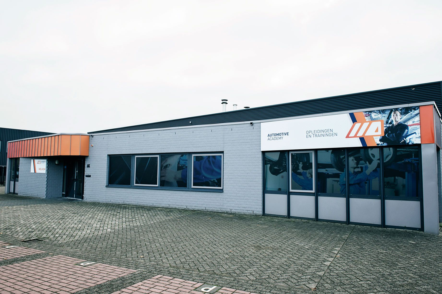Automotive Academy Breda