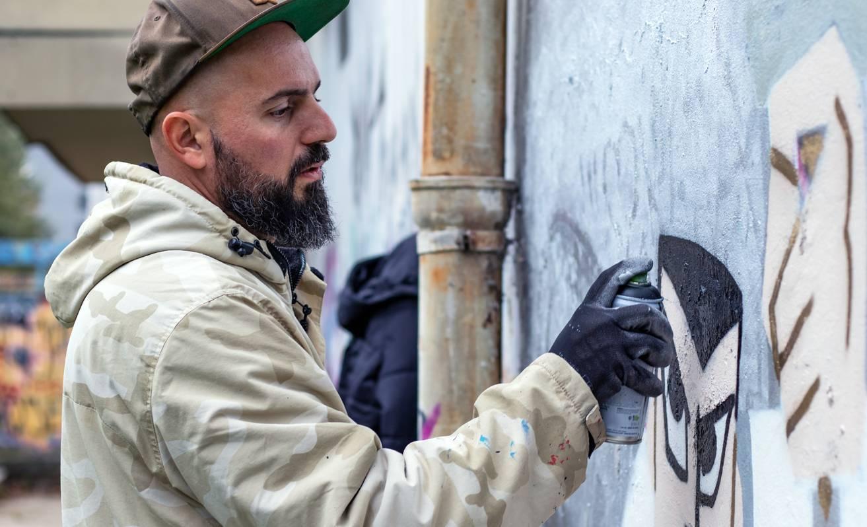 graffeur professionnel choix