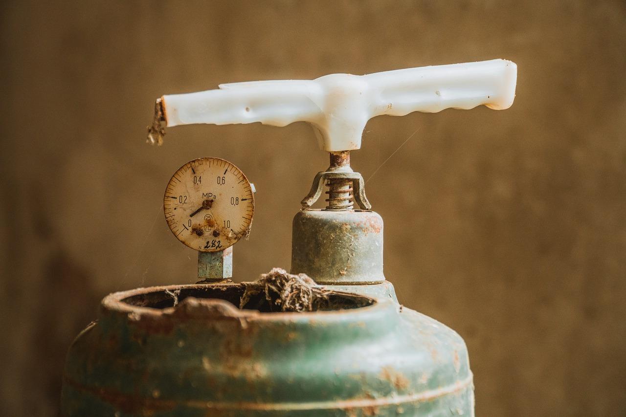 raccordement de gaz