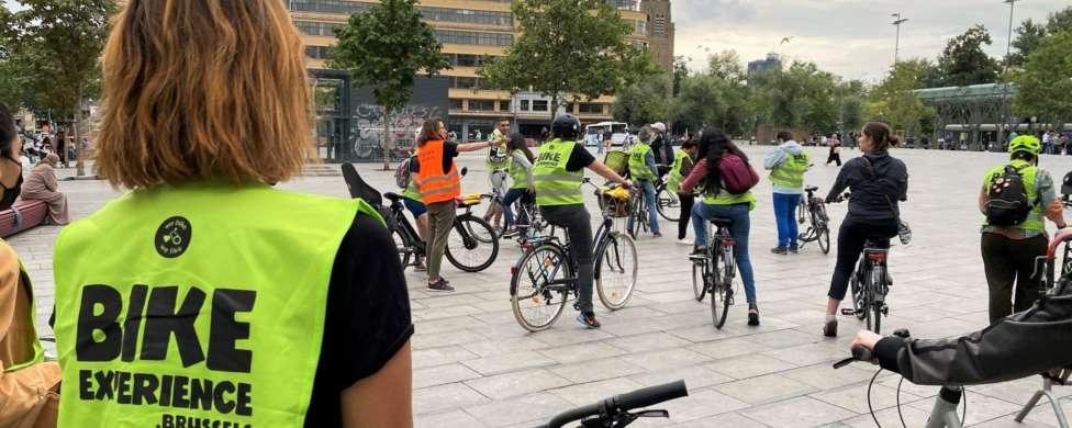 Bike experience bruxelles