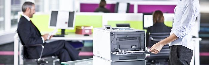 Accountmanager Print- en digitaliseringsoplossingen