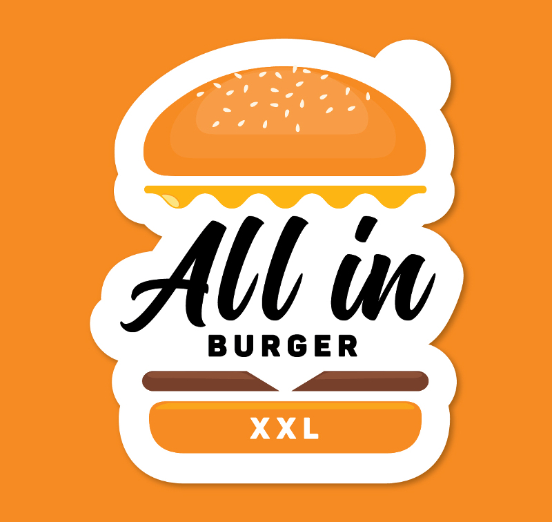 All in Burger