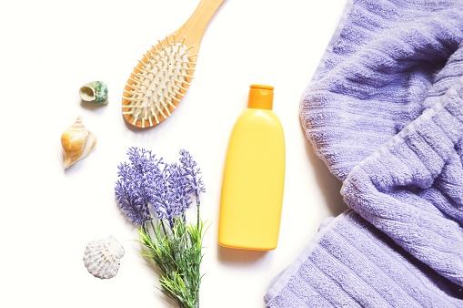 produit shampoing