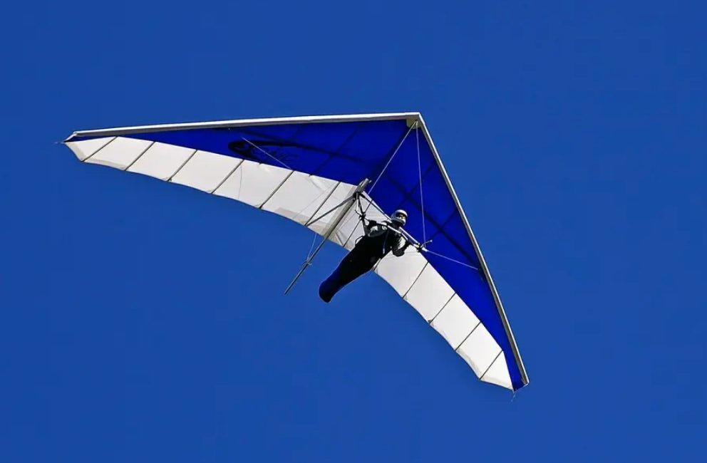 vol en deltaplane