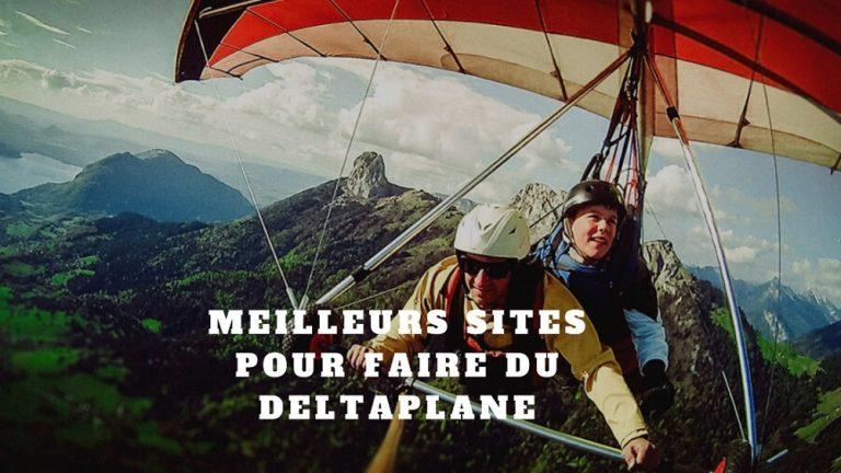 deltaplane en France