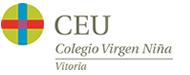 Logo CEU VIRGEN NIÑA