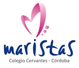 Logo Cervantes (Marista Córdoba)