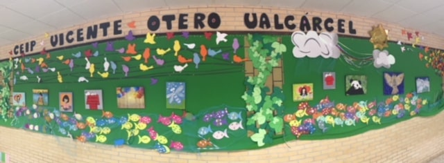 Logo VICENTE OTERO VALCARCEL