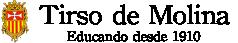 Logo TIRSO DE MOLINA