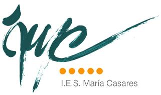Logo IES MARIA CASARES