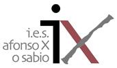 Logo ALFONSO X O SABIO