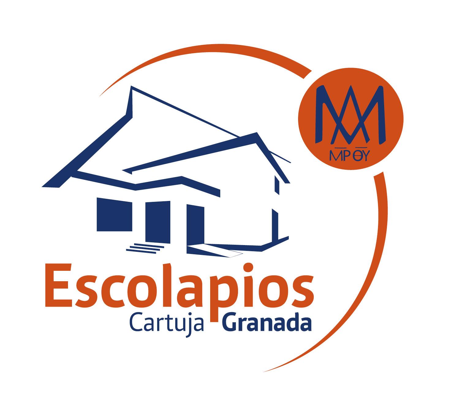 Logo Colegio Escolapios Granada Cartuja Luz Casanova