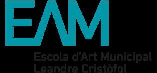 Logo Escola d'Art Municipal Leandre Cristòfol