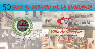 Logo CENTRO EDUCATIVO VILLA DE ALCORCON