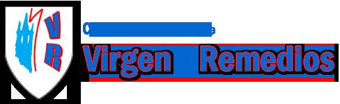 Logo VIRGEN DE LOS REMEDIOS