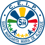 Logo SANTA MARGARITA MARIA ALACOQUE