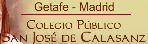 Logo SAN JOSE DE CALASANZ