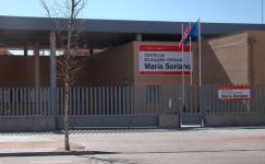 Logo MARIA SORIANO