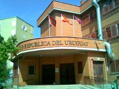 Logo REPUBLICA DEL URUGUAY