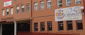 Logo LOS ROSALES