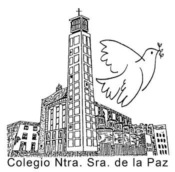 Logo Nuestra Señora DE LA PAZ
