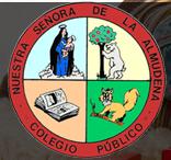 Logo NTRA. SRA. DE LA ALMUDENA