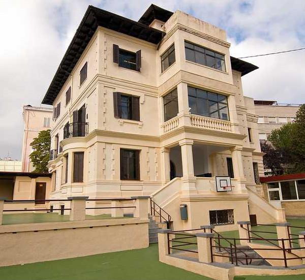 Edificio Colegio