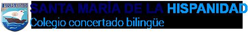 Logo SANTA MARIA DE LA HISPANIDAD