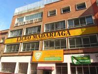 Logo LICEO MADARIAGA