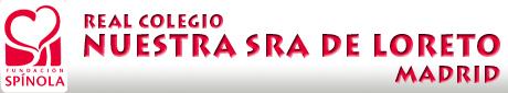 Logo REAL COLEGIO Nuestra Señora DE LORETO