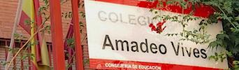 Logo AMADEO VIVES