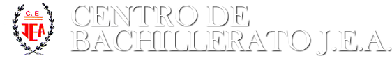 Logo Centro de Bachillerato J.E.A.