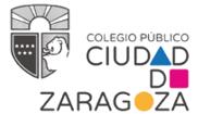 Logo CIUDAD DE ZARAGOZA