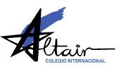 Logo ALTAIR, COLEGIO INTERNACIONAL