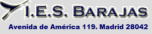Logo BARAJAS