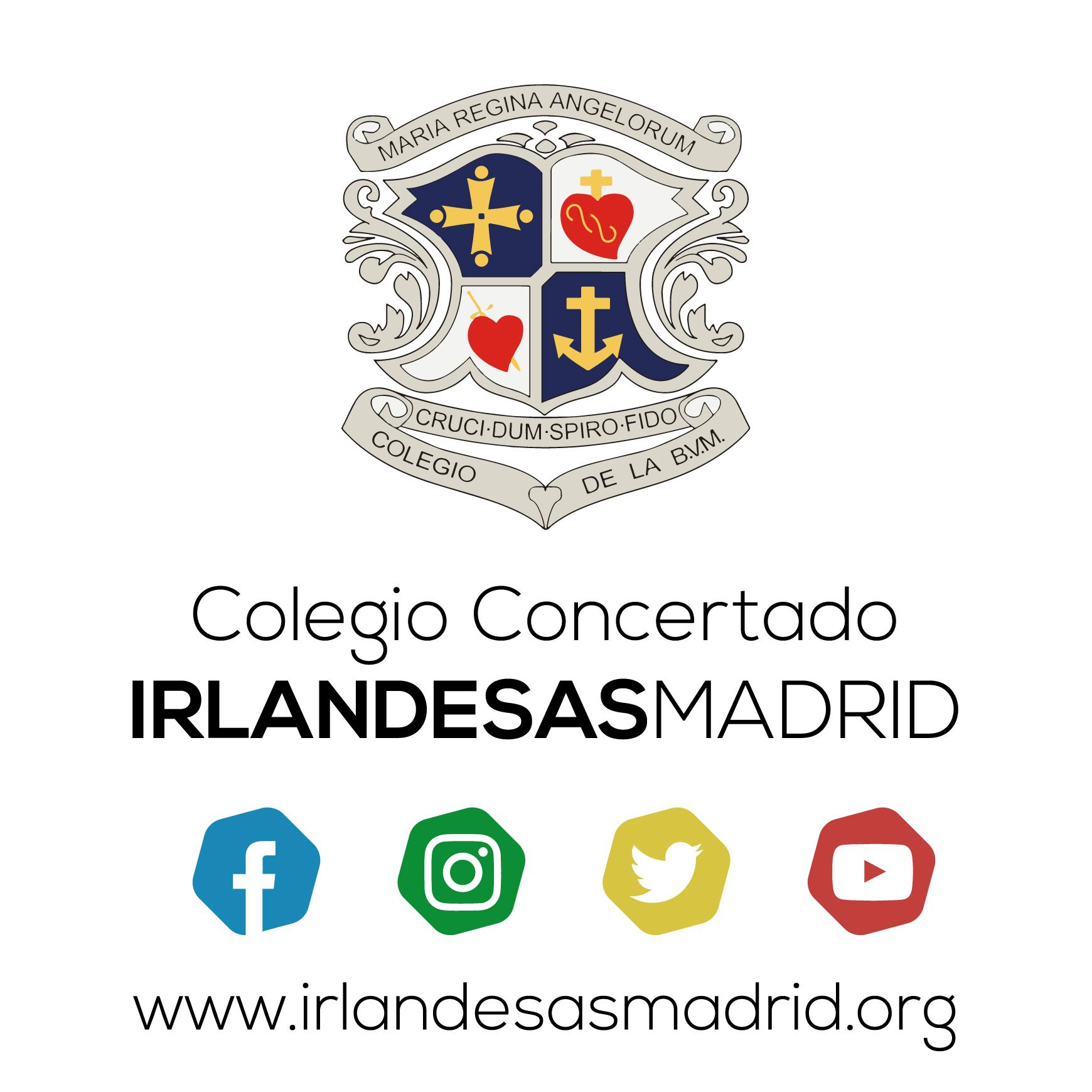 Logo Irlandesas Madrid (BVM)